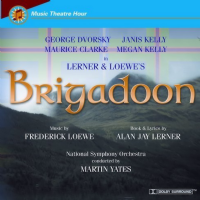 Brigadoon 1999 Studio Cast Highlights CD